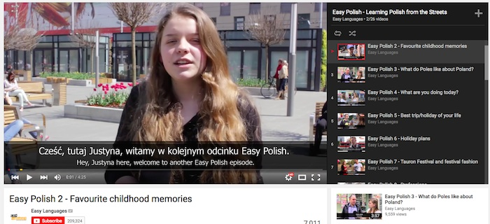 8 Great Channels to Learn Polish on YouTube – MEMOCREO